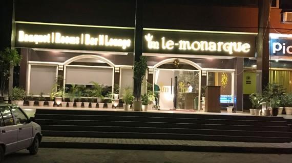 Hotel Le Monarque