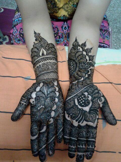 Munna Ji Mehndi Arts
