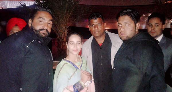 Palwan Bouncer group