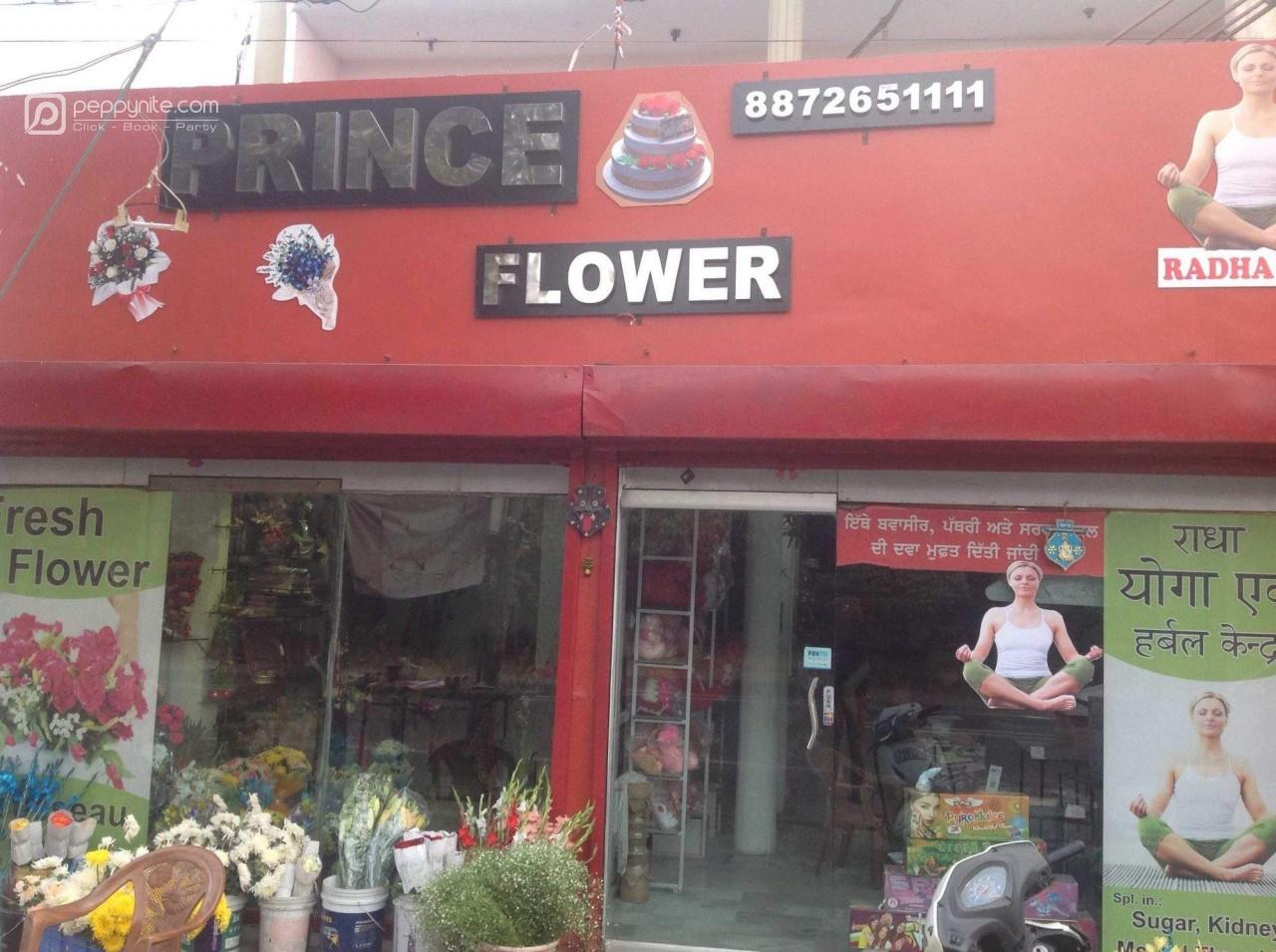 Prince Flowers