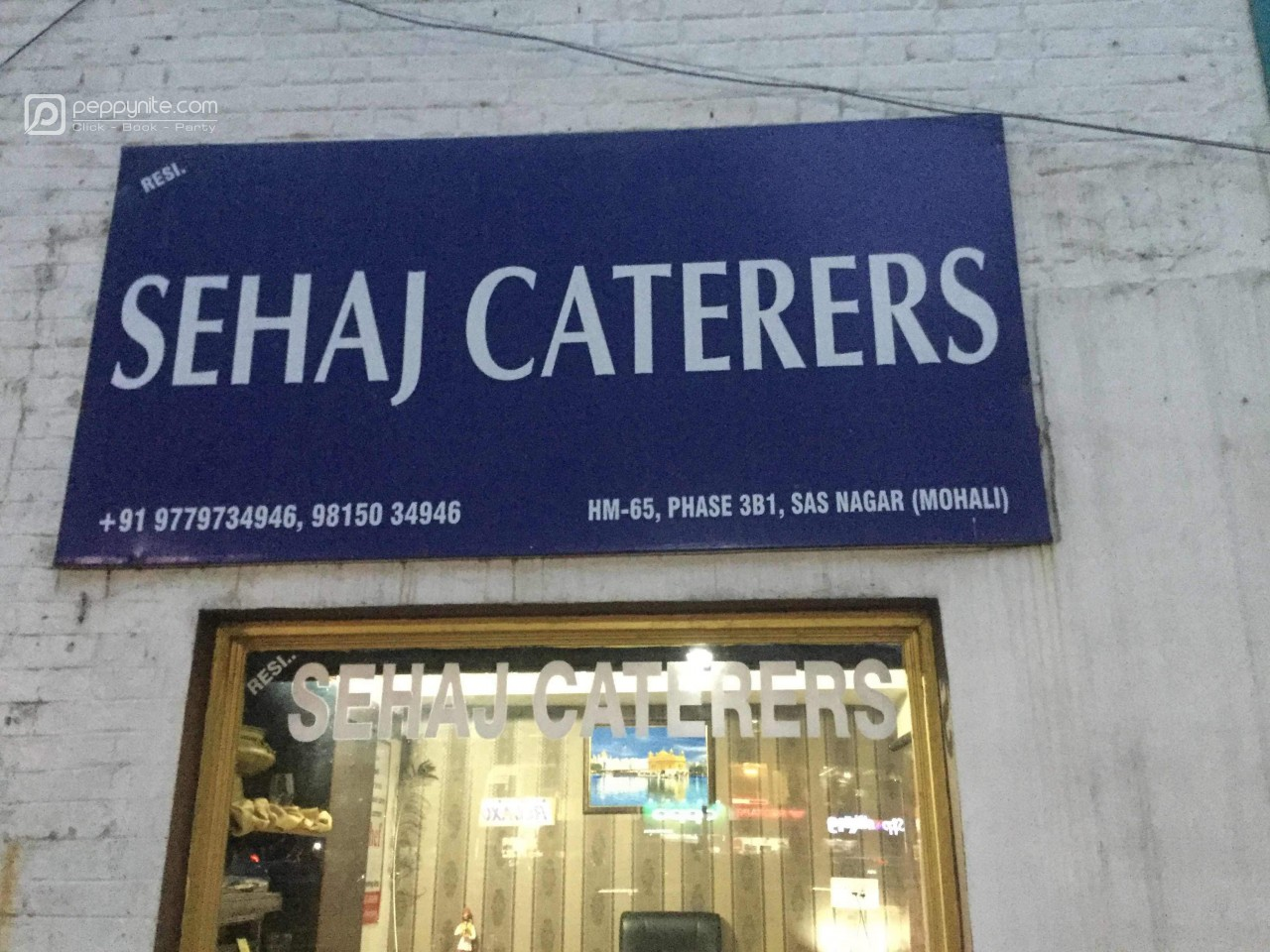 Sehaj Catering