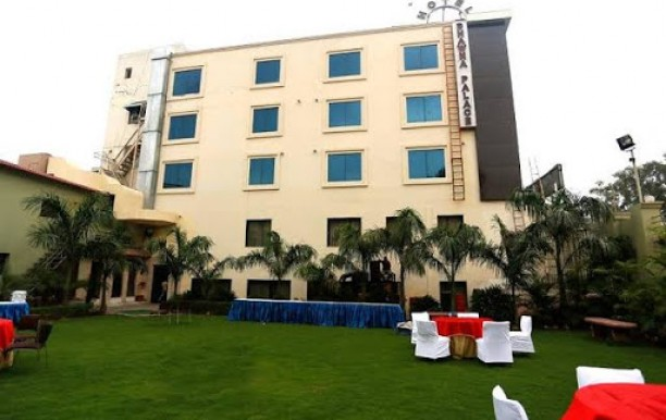 Hotel Bhawna Palace