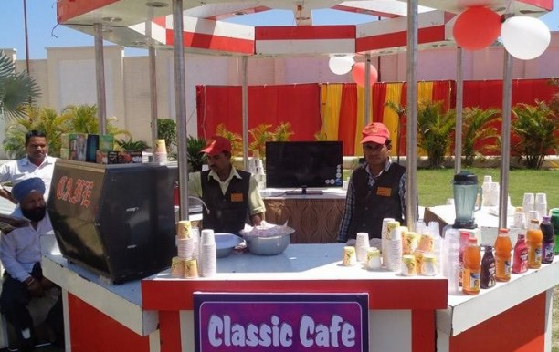 Classic Caterers And Wedding Planner