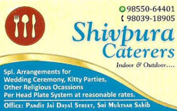 Shivpura Caterers